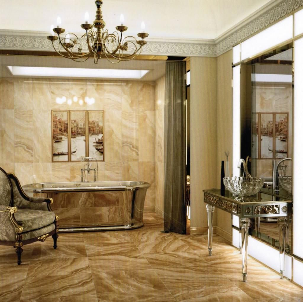 Дизайн кафельной плитки в ванной: Декор плитки в ванной: способы преобразить пространство