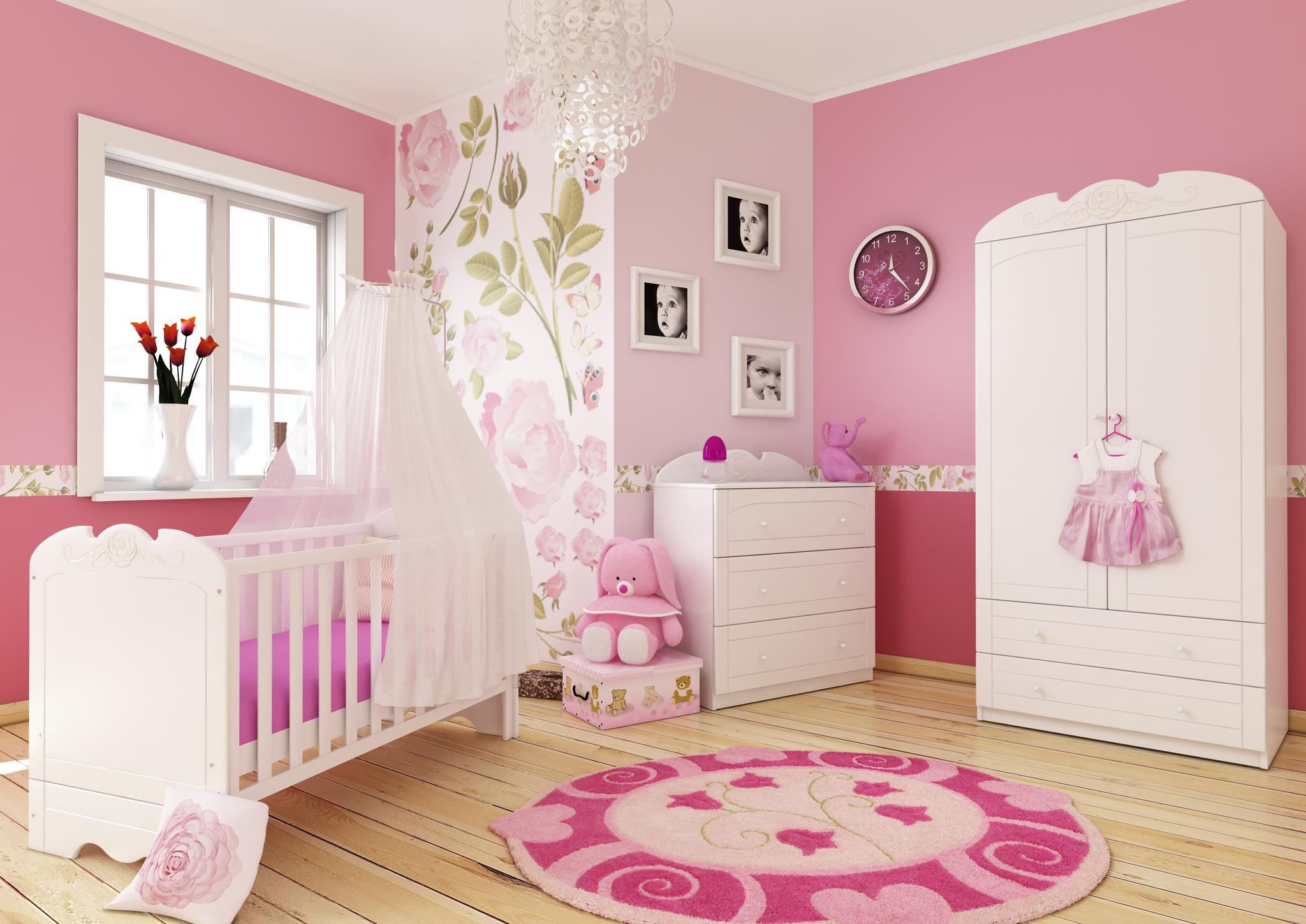 Комната новорожденного своими руками