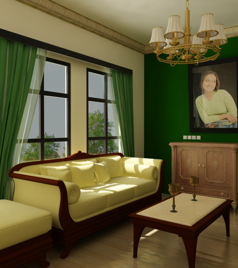 45 - Beautiful pictures of lime green bedroom decoration design ideas ...