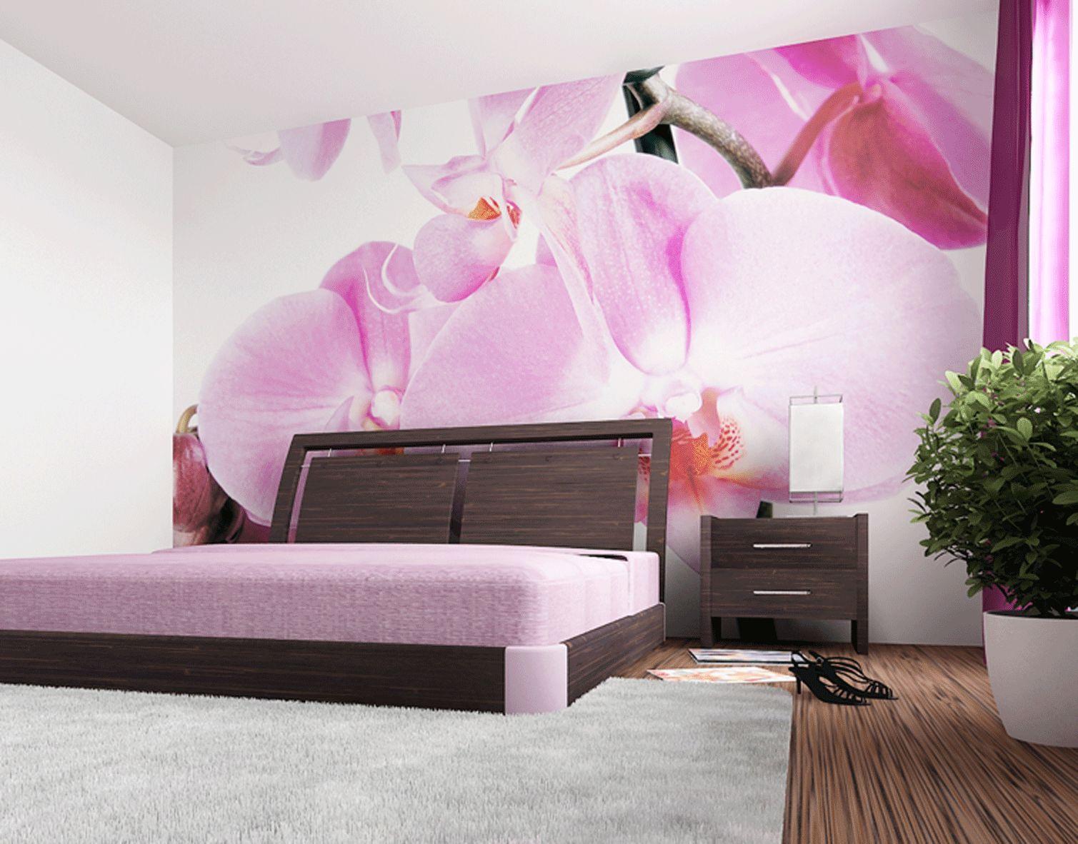 фотообои для спальни как создать идеальную стену 41 фото