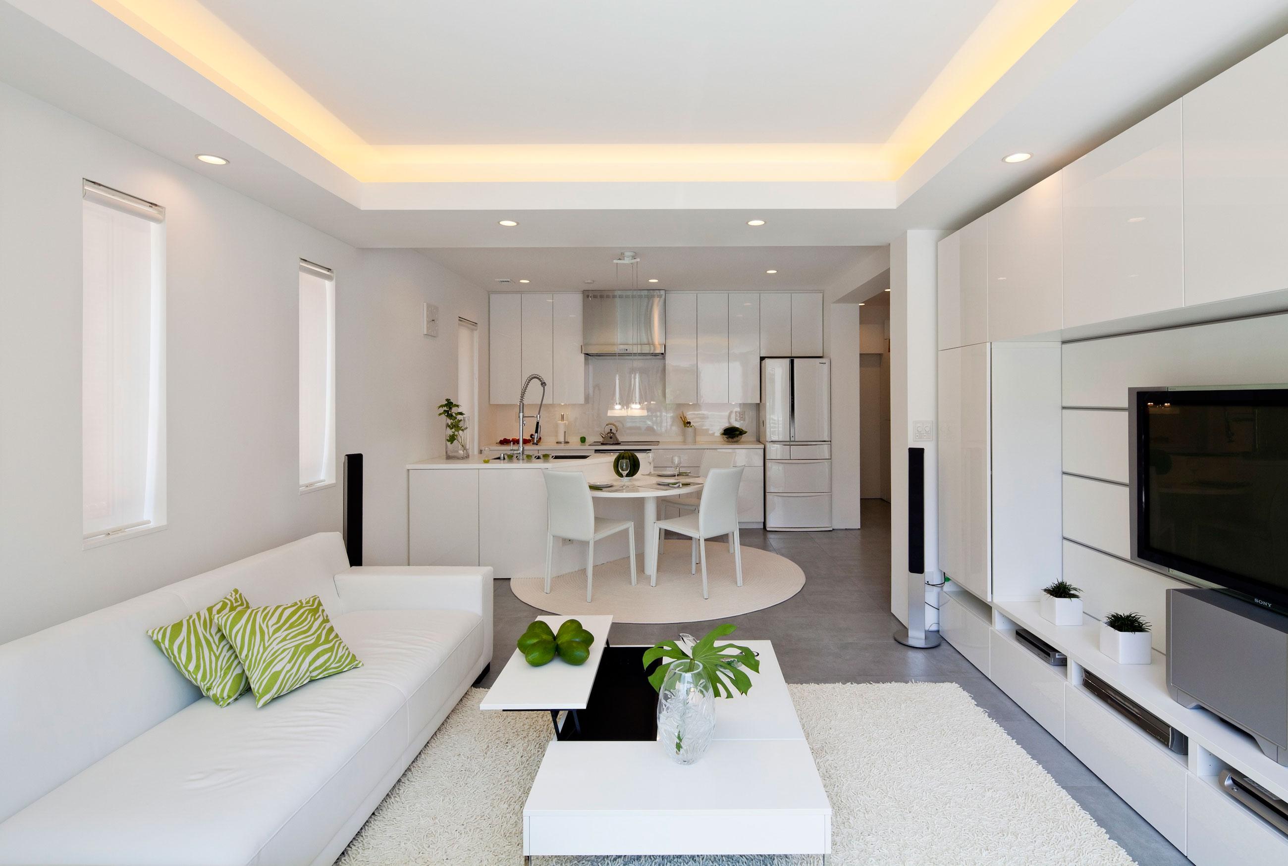 Дизайн для зала в 20 кв.м