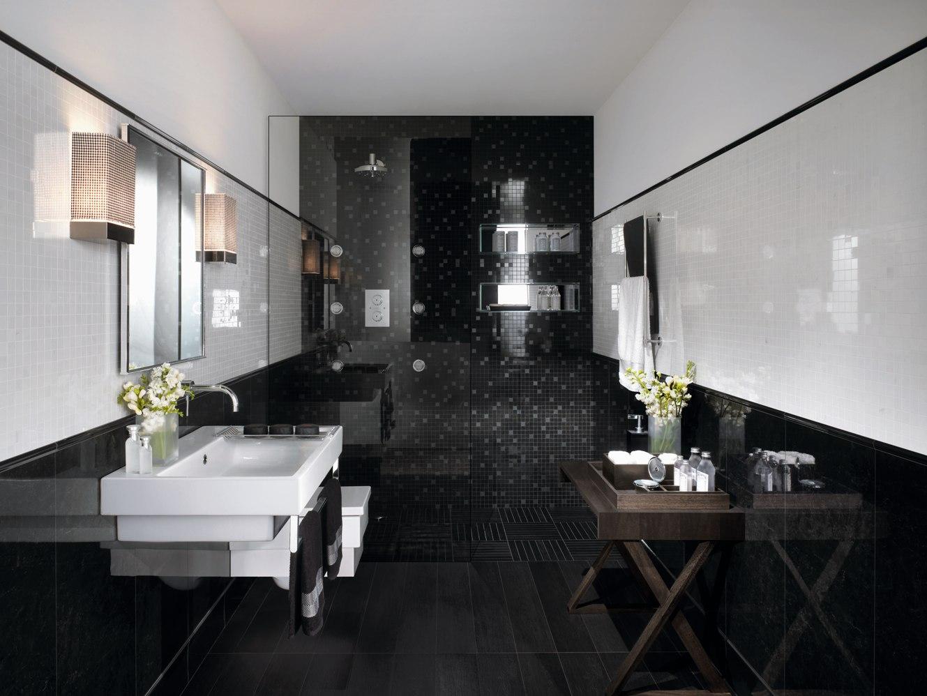 Bordre Badezimmer