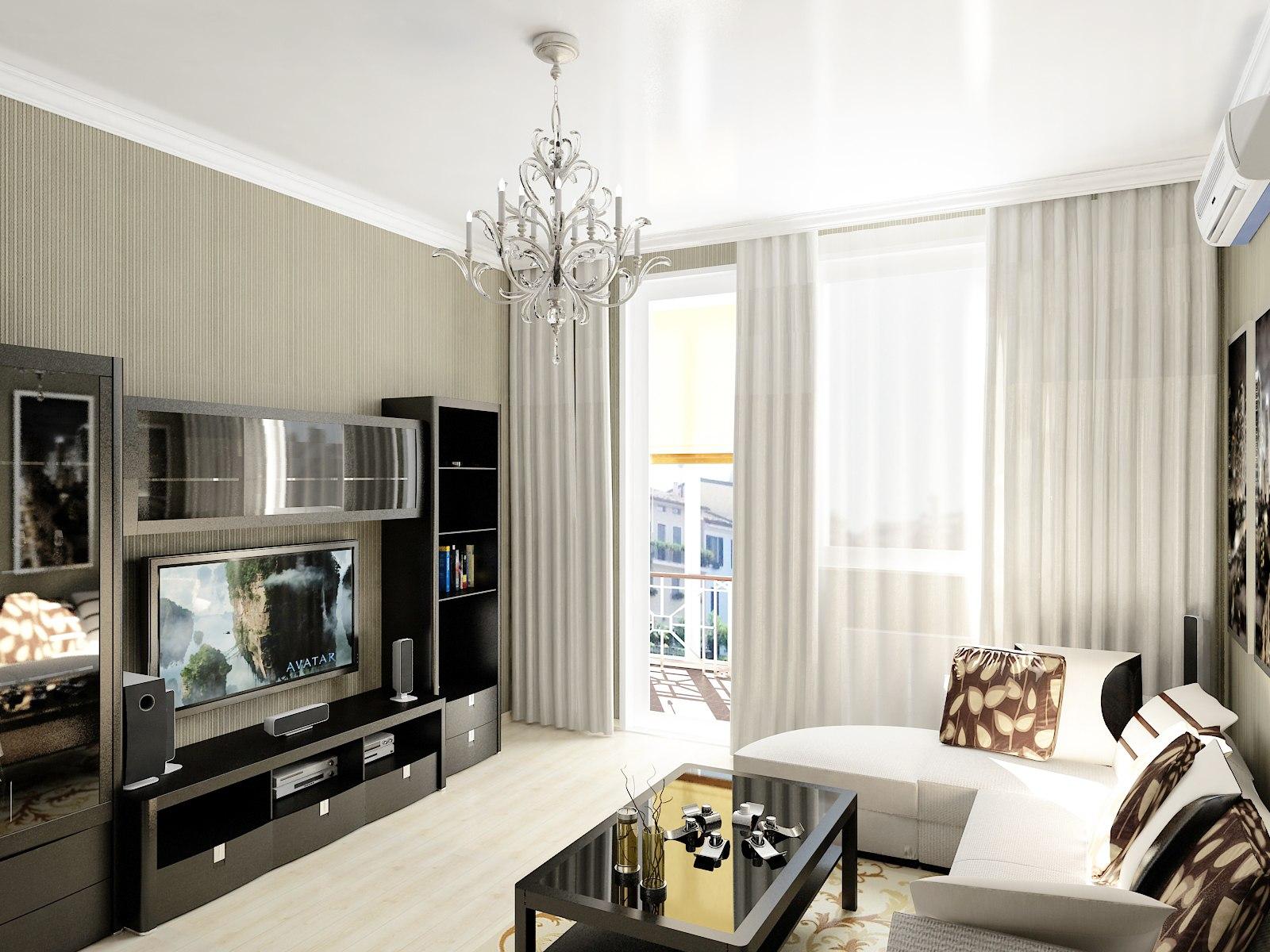 дизайн гостиной комнаты фото в хрущевке фото