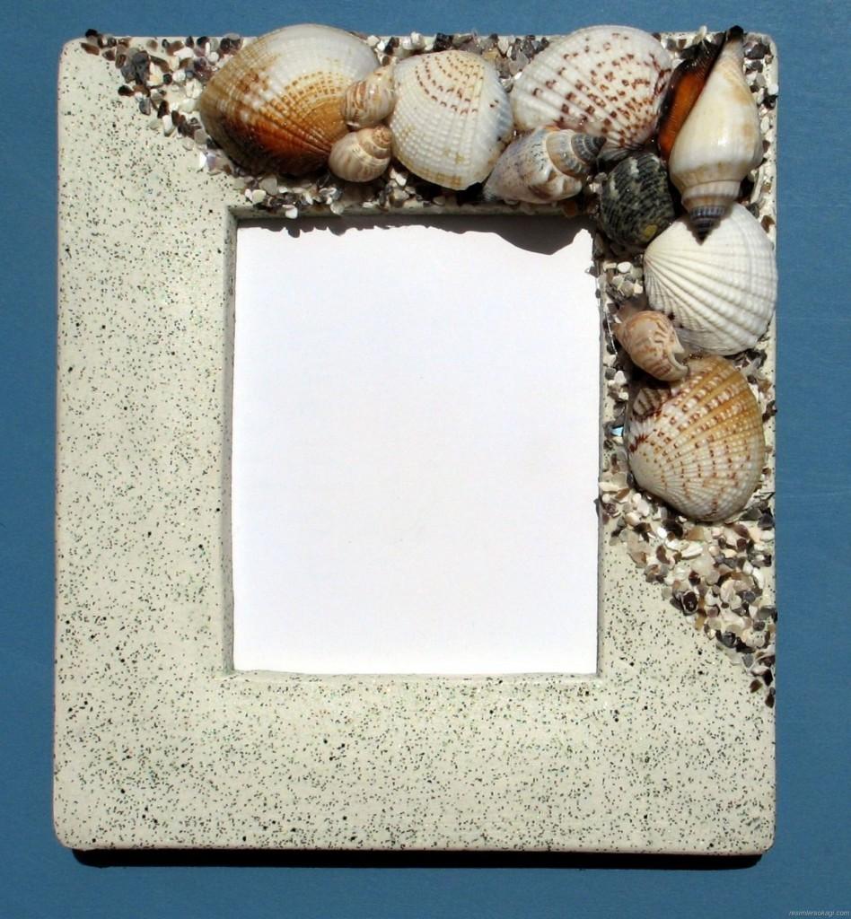 Как сделать морскую рамку