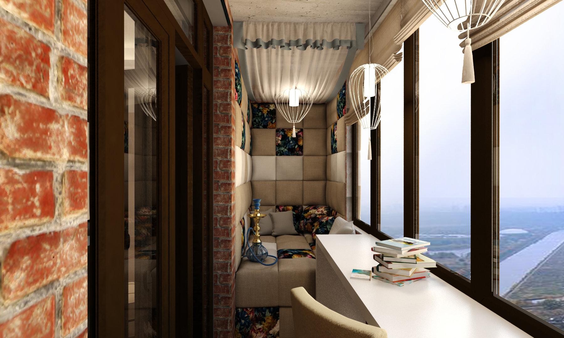 Балкон - как лаунж-зона в волгограде и волжском. заказывайте.