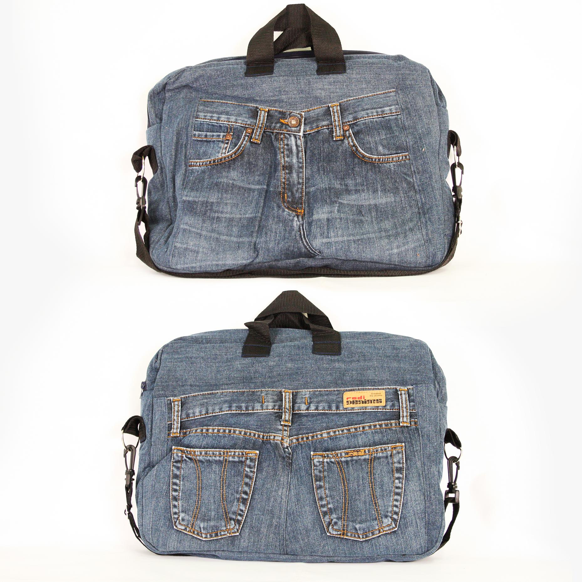 ab857bdb7741 Старые джинсы: ТОП 45 уникальных изделий для дома