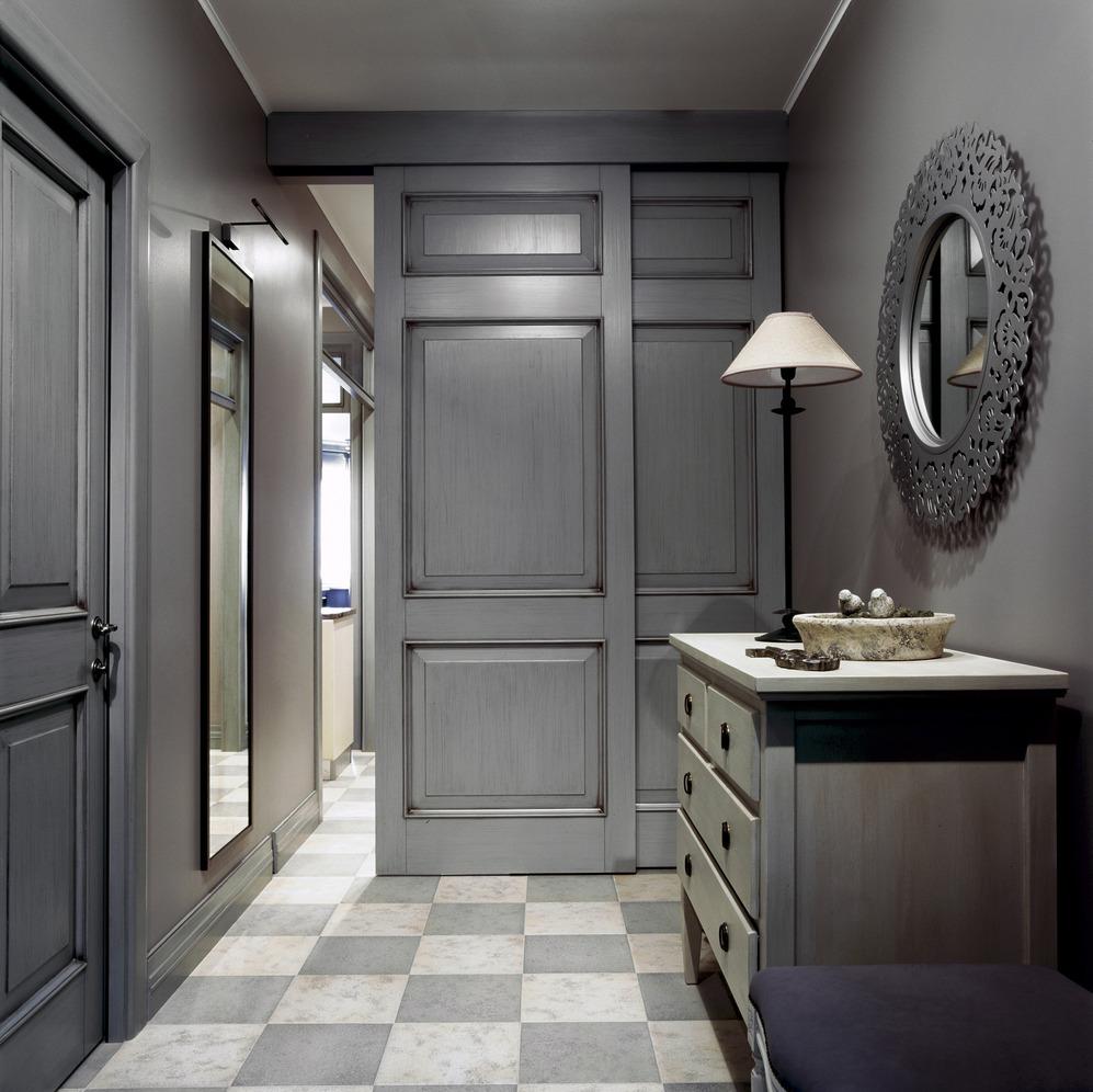 Дизайн кухни в трехкомнатной квартире фото