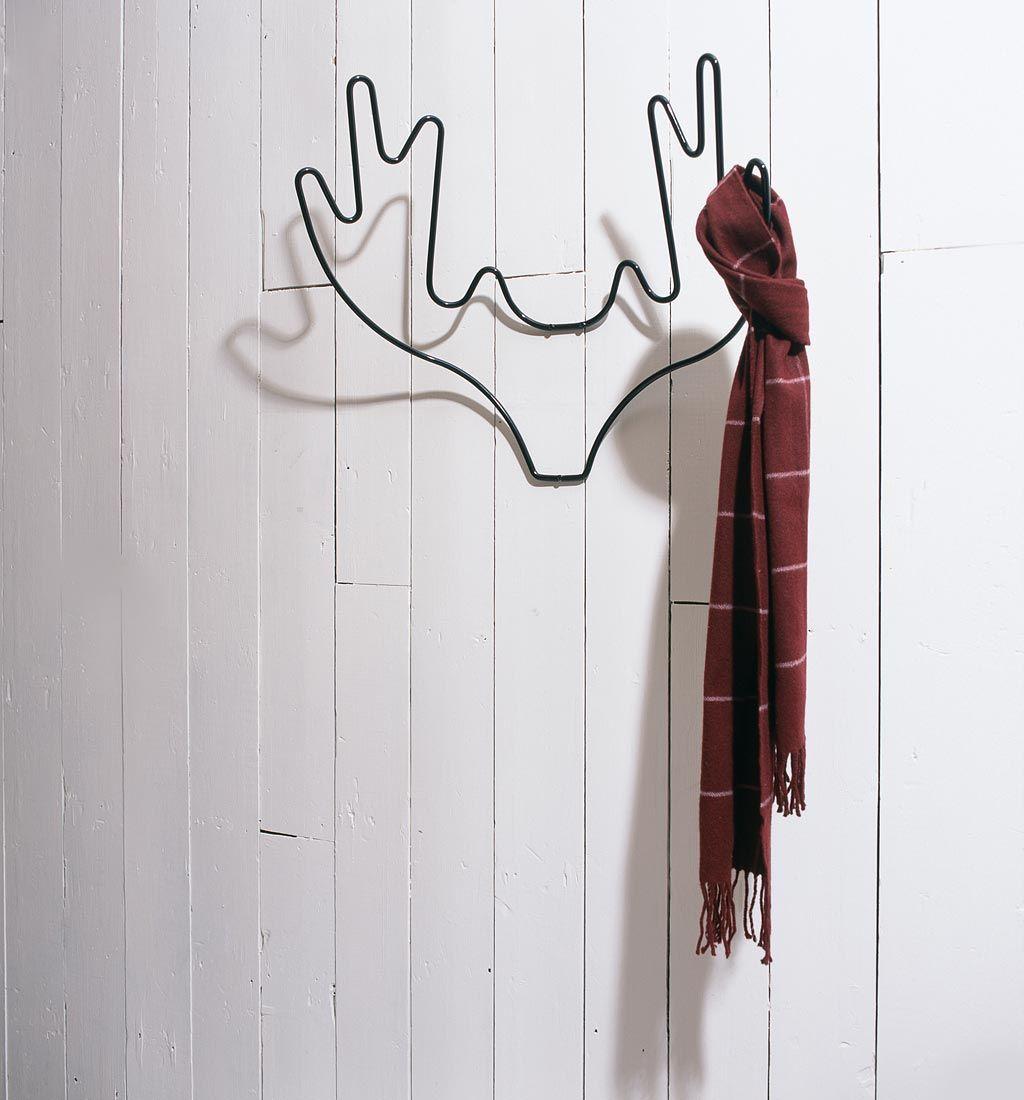Рога оленя своими руками из проволоки