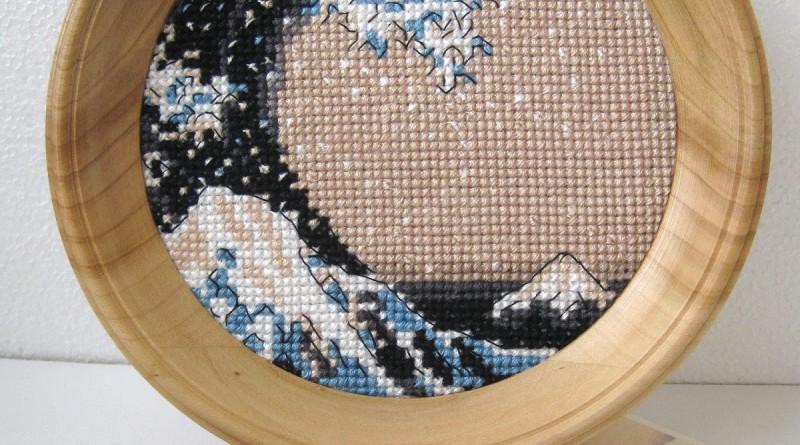 оформление вышивки в рамку своими руками