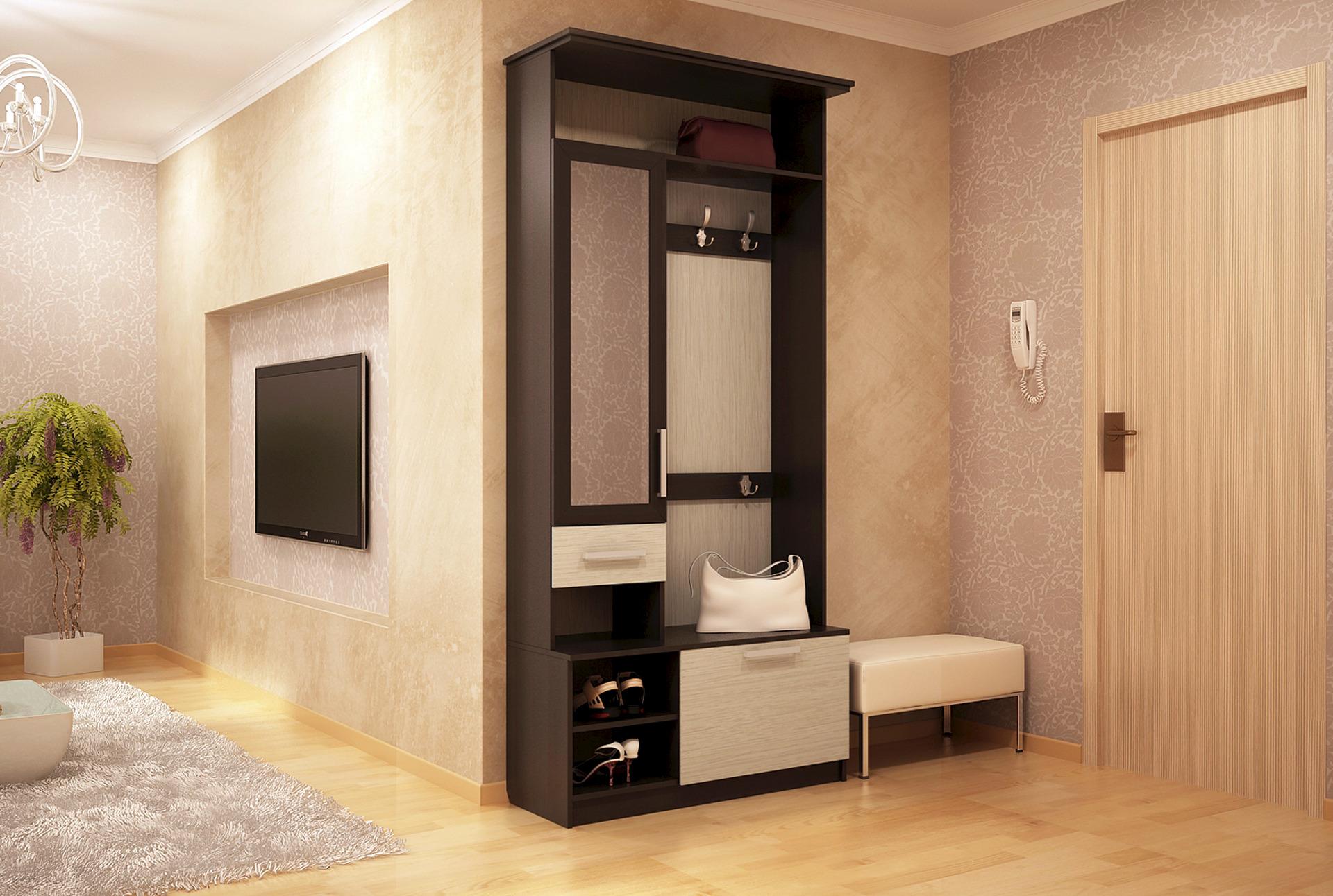 Дизайн спальни в деревянном доме с фото
