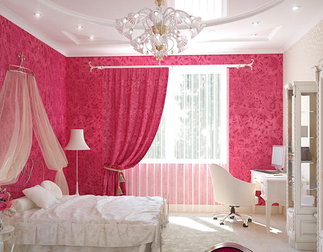 Интерьер в романтическом стиле