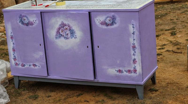 Обновить старую мебель своими руками фото 712