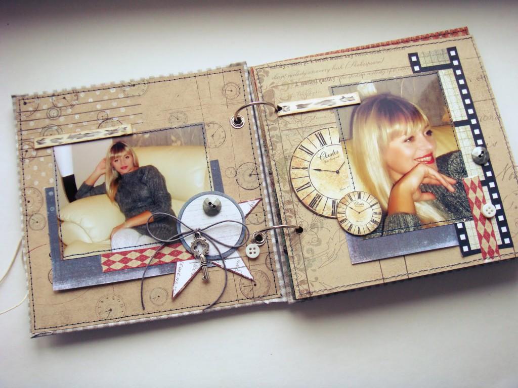 Альбомы своими руками для фото