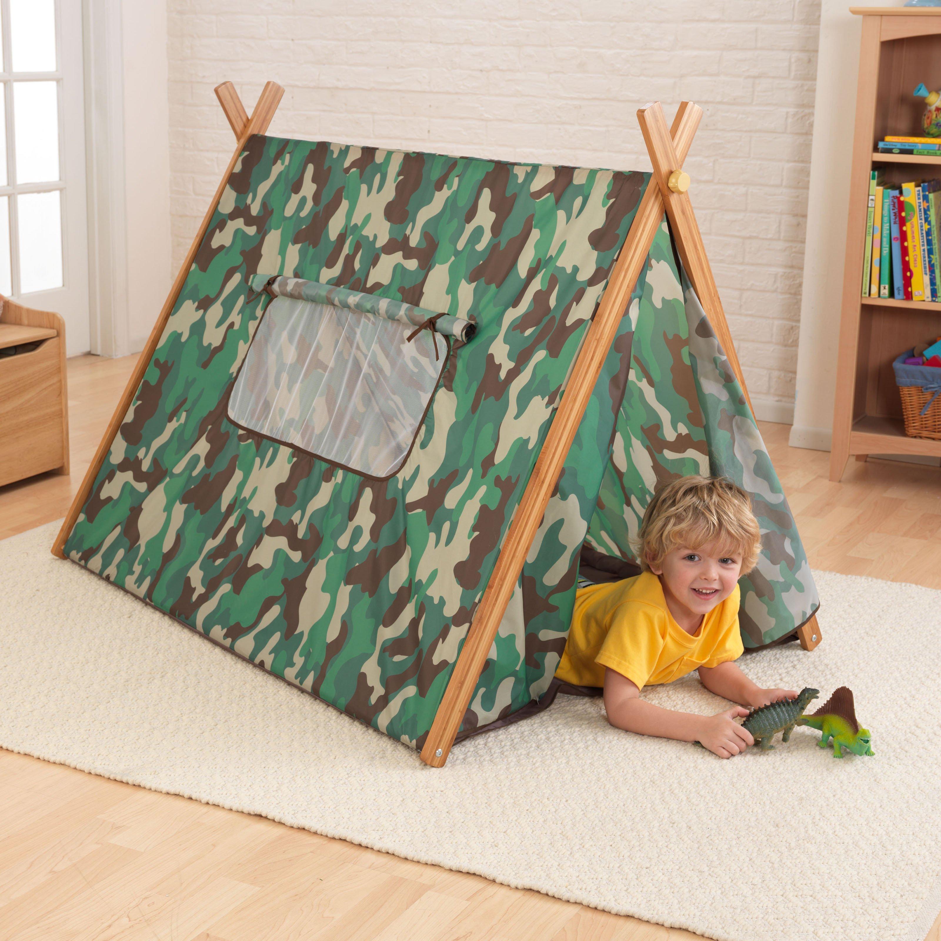 Как сделать игрушечную палатку своими руками 38