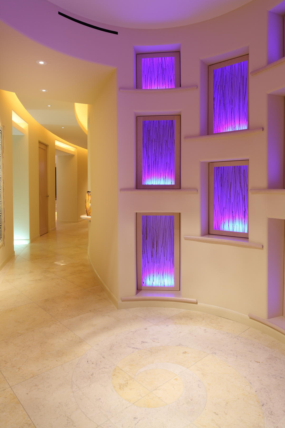 Подсветка в коридоре своими руками