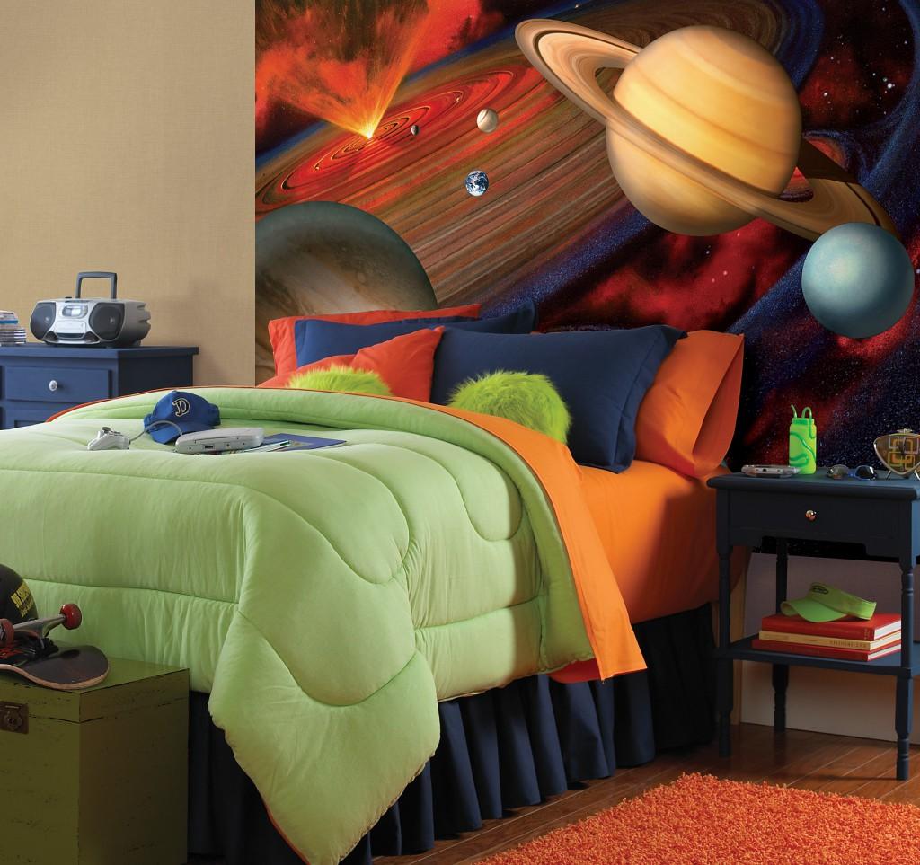 обои для комнаты для мальчика