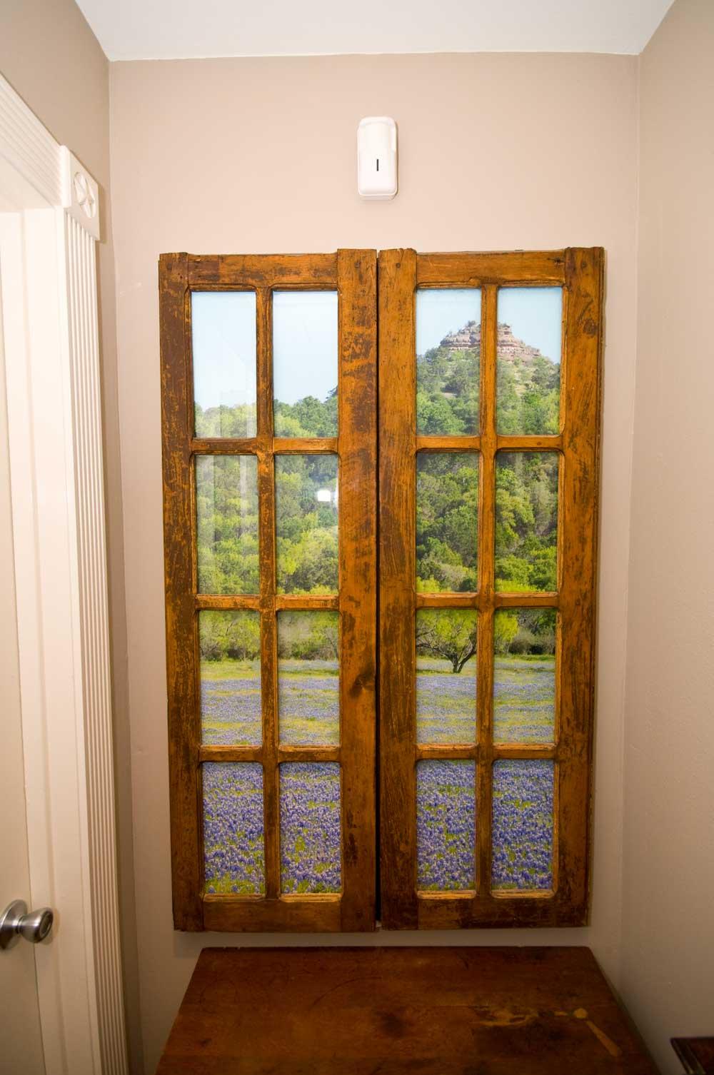 Окна сделанные своими руками