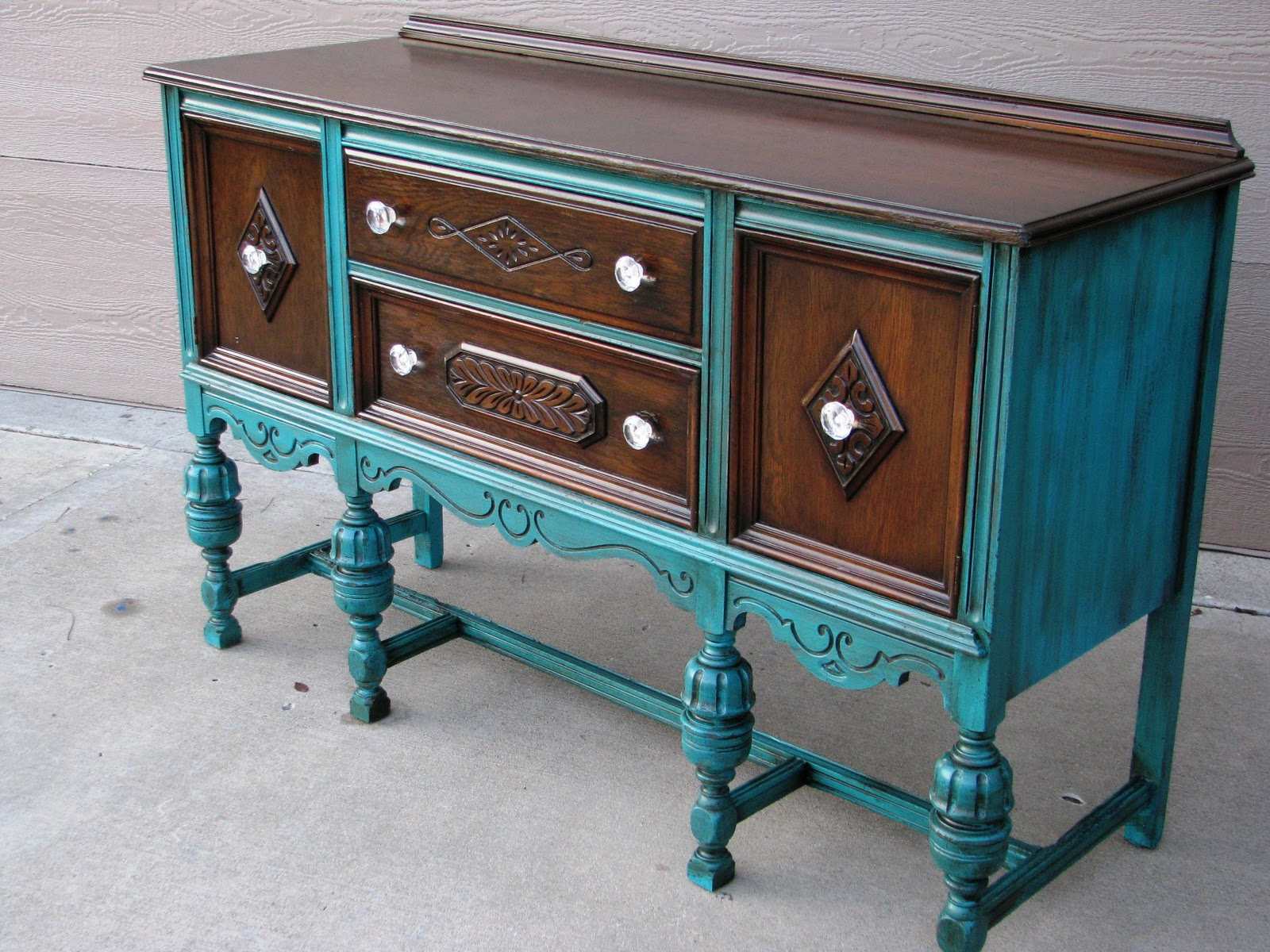 Реставрация мебели своими руками тумбочку