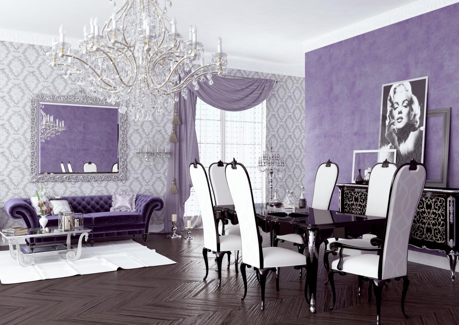 Living Room Purple Purple And Grey Living Room Ideas Living Room Ideas