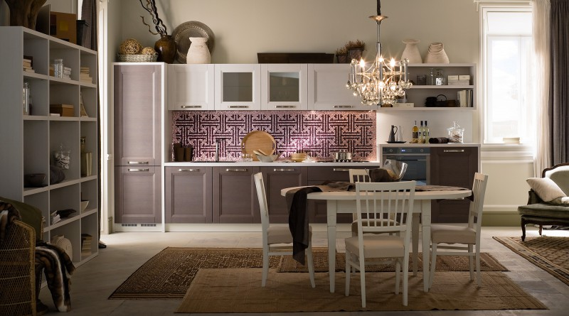 дизайн кухни современная классика