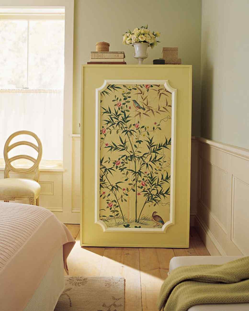 Как обновить мебельную стенку своими руками? Фото, видео 42
