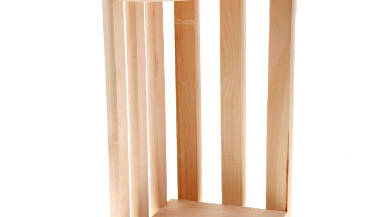 Сделать красивую скамейку 19