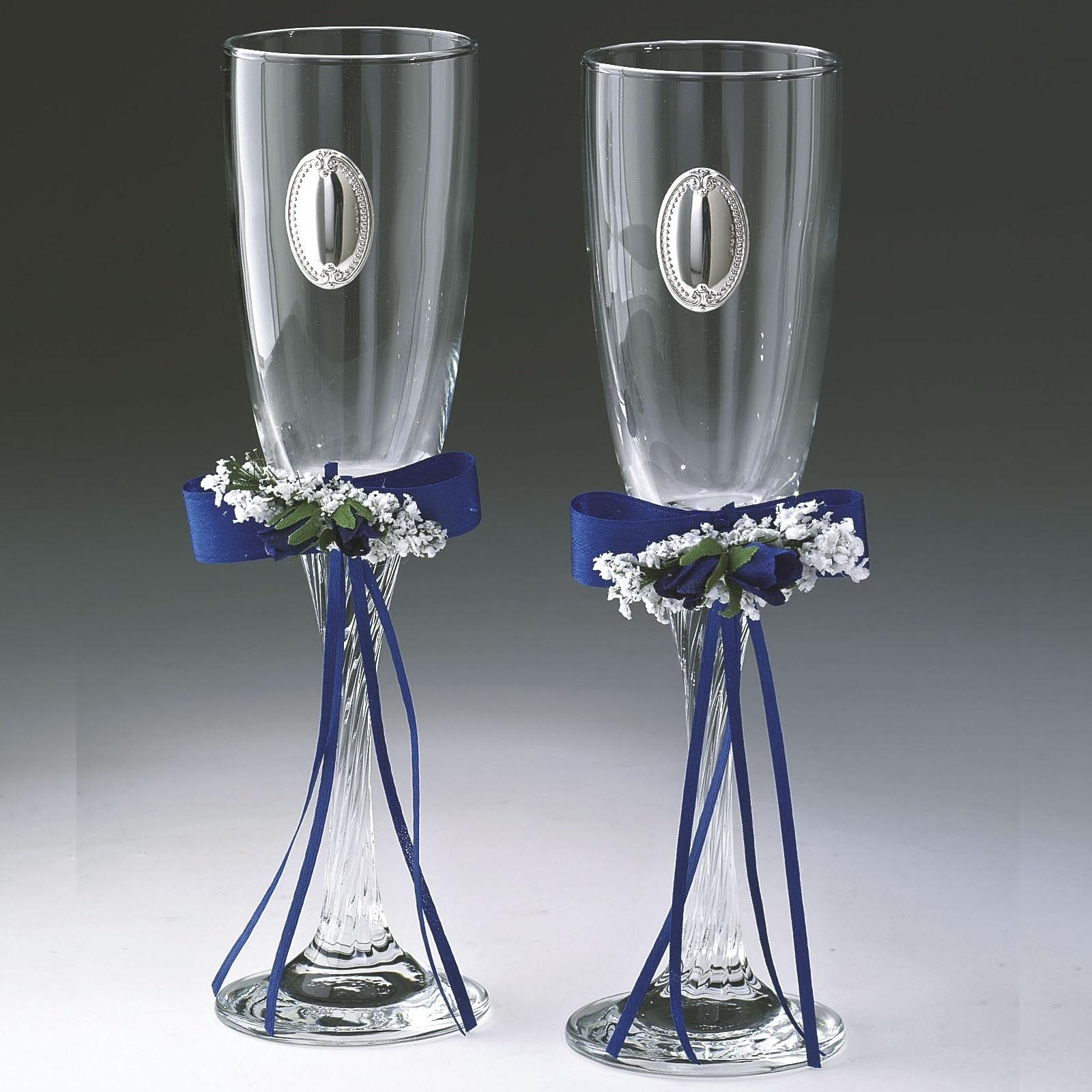 Как своими руками оформить бокалы на свадьбу своими руками