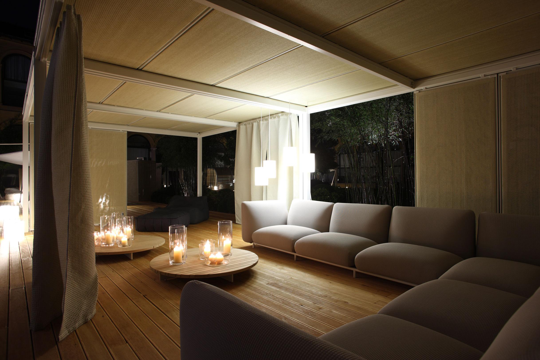 Дизайн потолков на даче