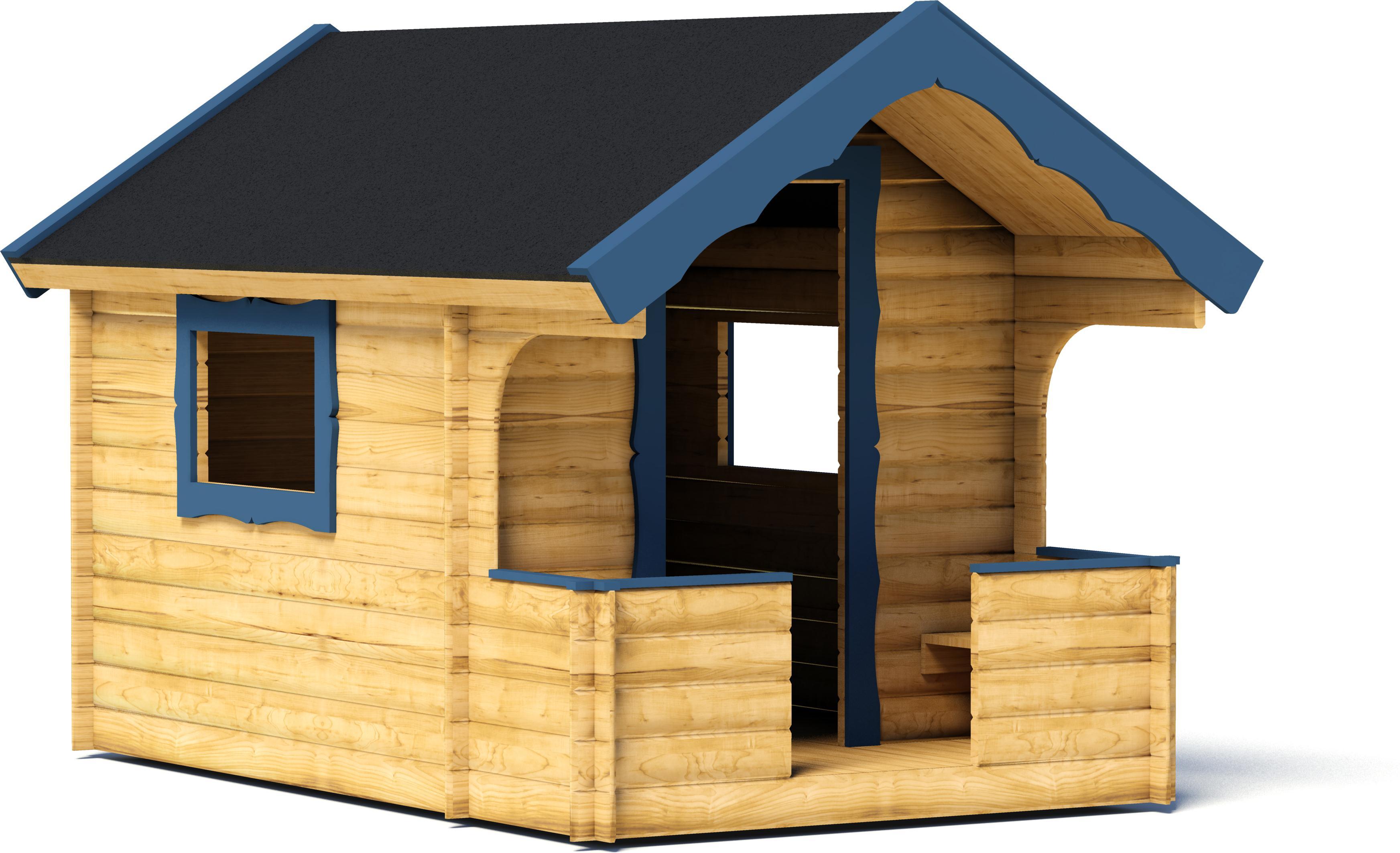 Картинки как сделать домик из дерева 151