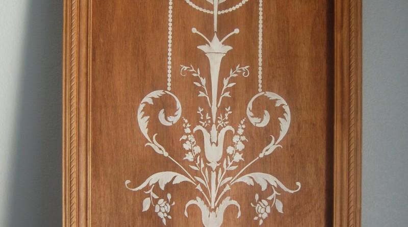 Трафареты для декора пола шаблоны