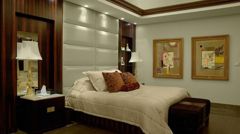 Потолки в маленькую спальню дизайн