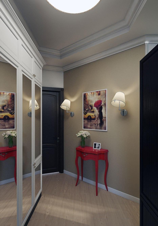 Каким цветов покрасить стены в прихожей фото