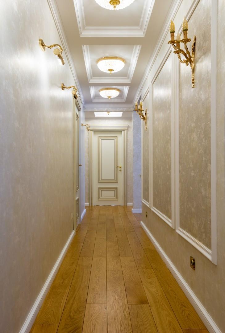 Дизайн длинного коридора фото dog breeds picture.