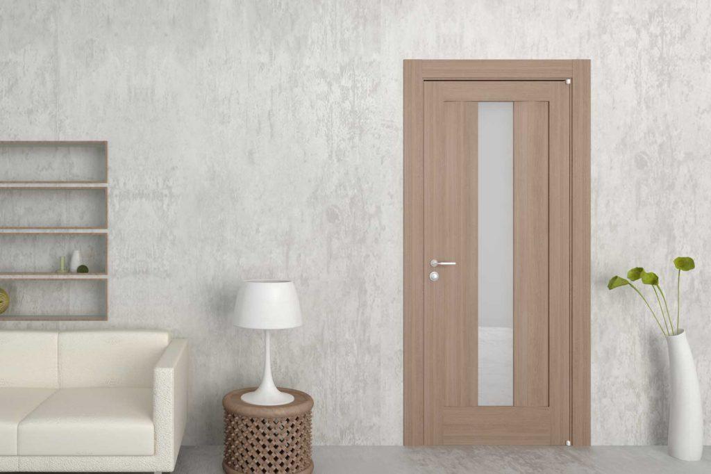 Межкомнатные двери цвет капучино
