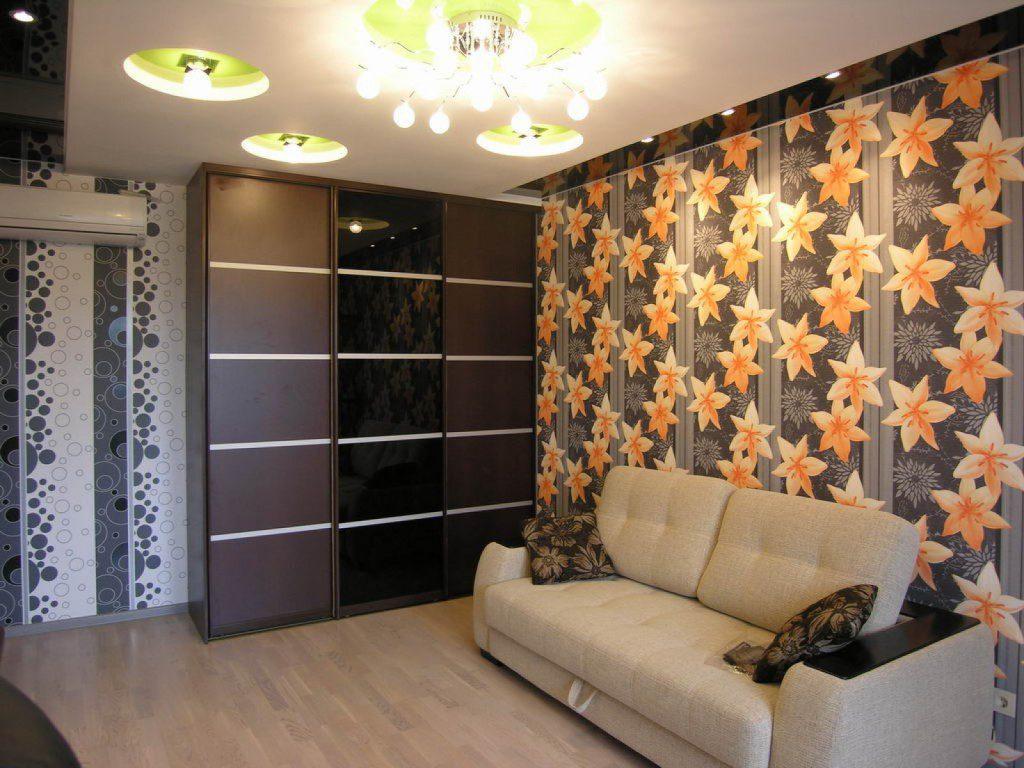 шкаф и диван