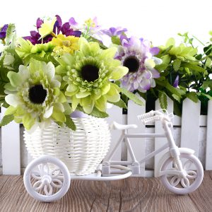 декор из цветов