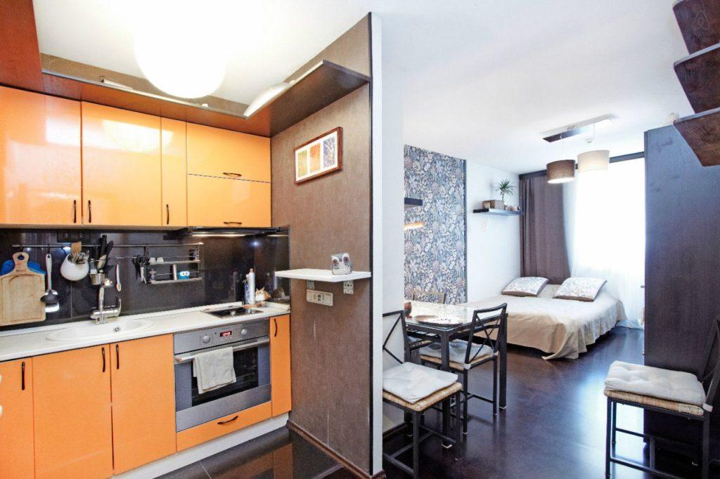 Дизайн трехкомнатной квартиры в доме П-44Т, 79 м2