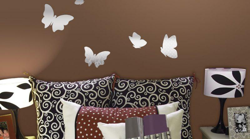 цветные подушки
