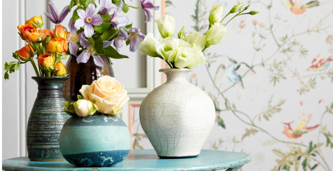 100 лучших идей: Декор вазы своими руками на фото - Рататум 64