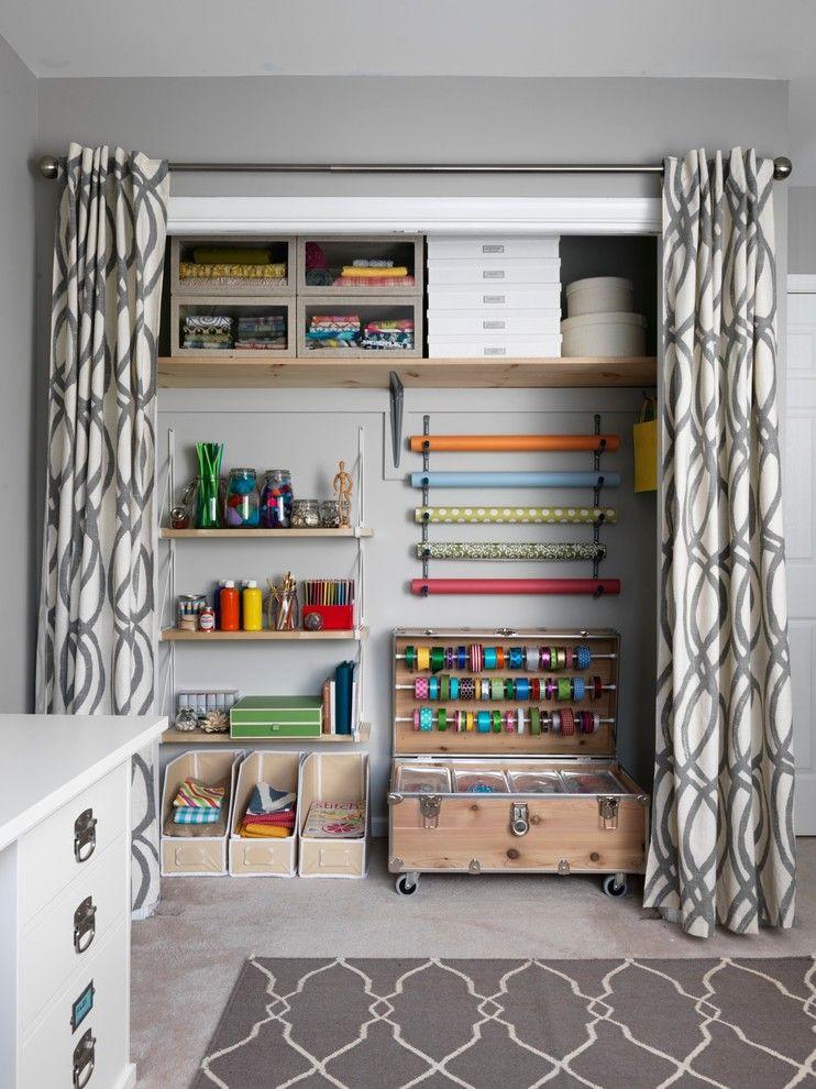 Шкаф из подручных материалов своими руками 31