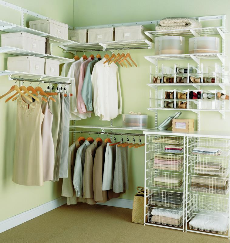 Как сделать гардеробную своими руками для одежды 59