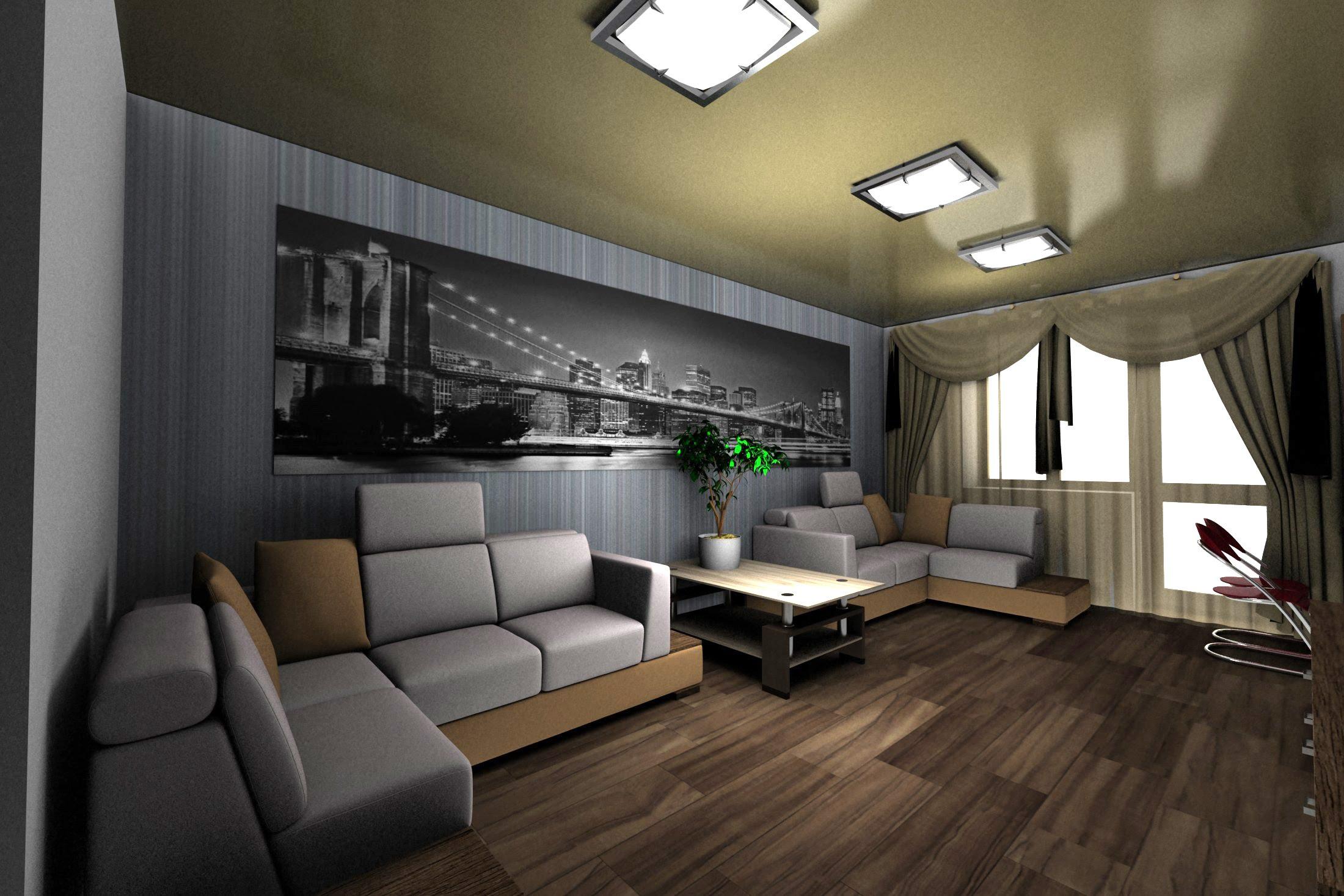 Дизайн брежневки 3 комнаты фото