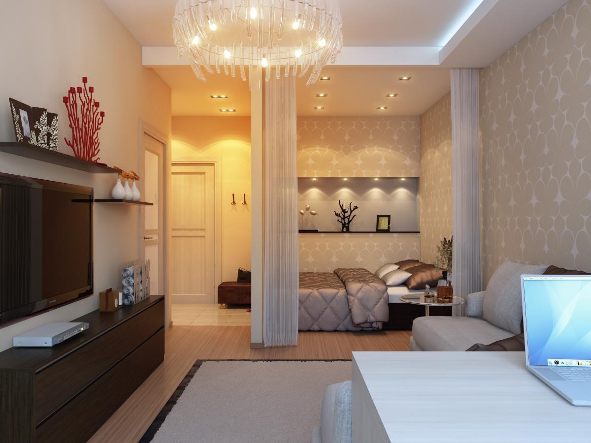 Дизайн квартиры от частников
