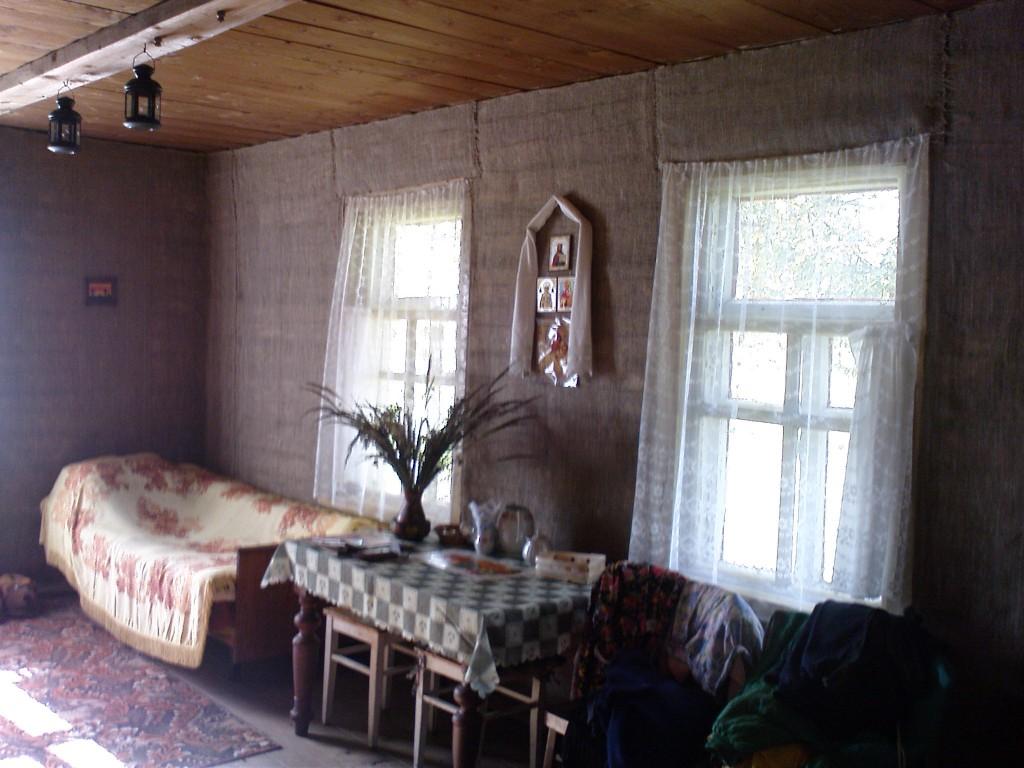 Декор стен мешковиной своими руками фото
