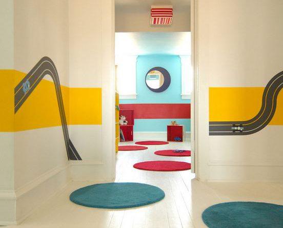 коридор в квартире