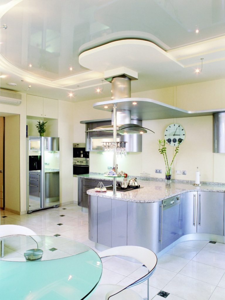 холодильник и печка