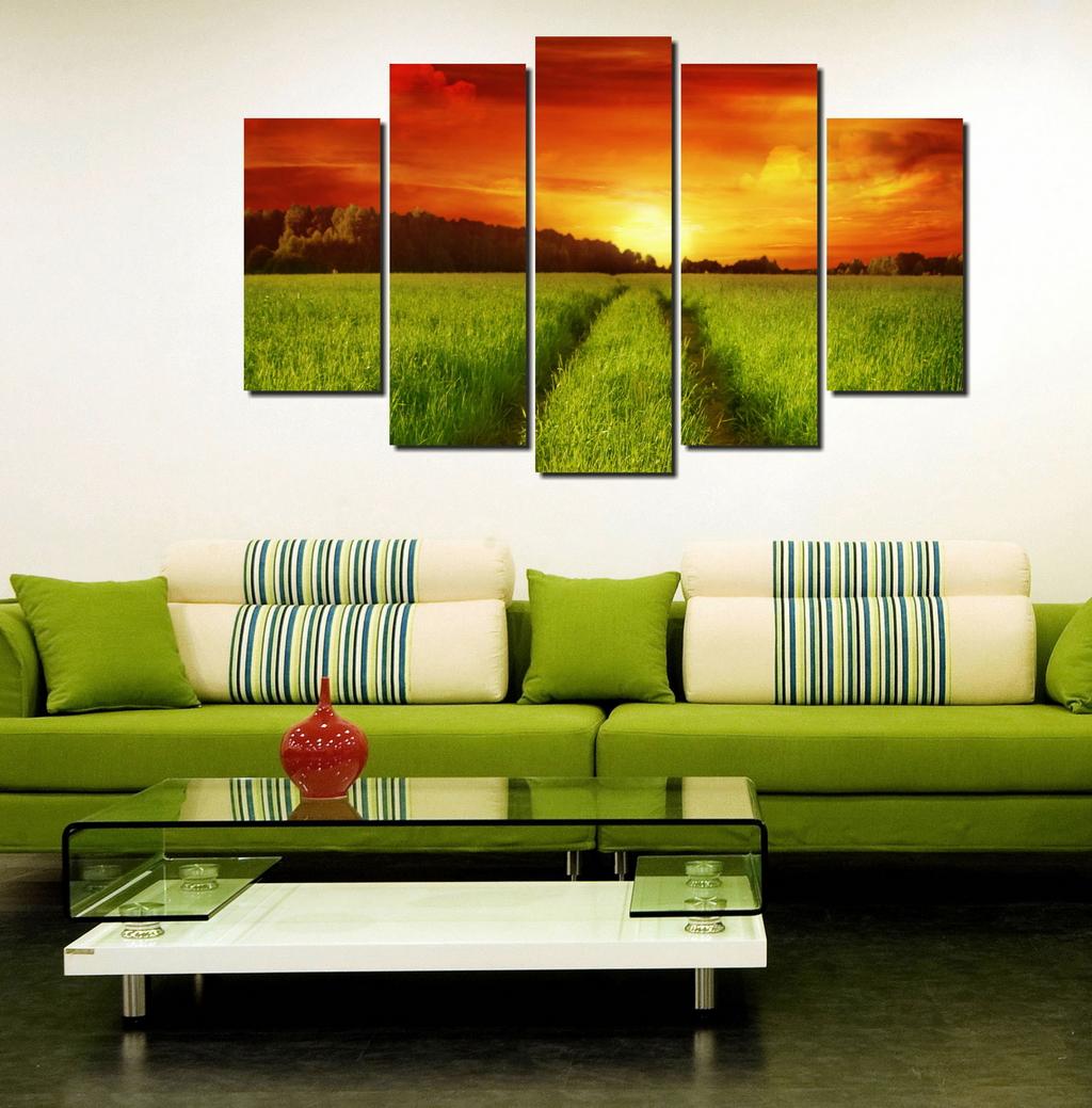 панорамные картины для интерьера хорошем качестве природа
