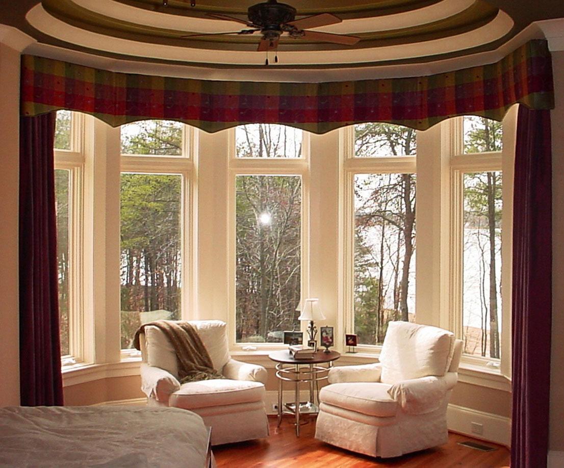 Дизайны занавесок для дома