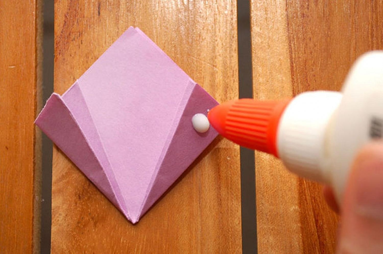 Поделки своими руками из бумаги с клеем и ножницами