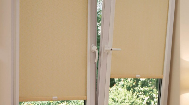 Роликовые шторы на окна